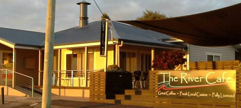 The River Cafe at Beauty Point - Sunshine Coast Tourism