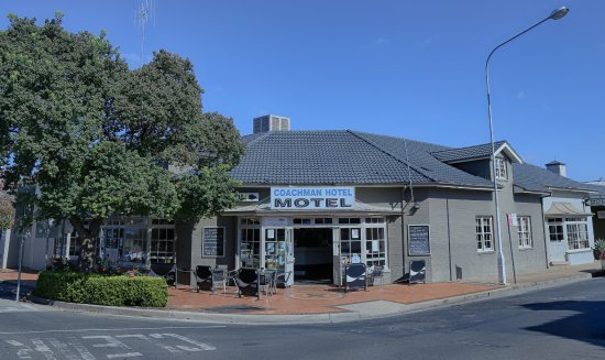 Coachman Hotel Motel - Sunshine Coast Tourism