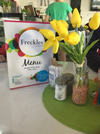 Freckles Cafe - Sunshine Coast Tourism