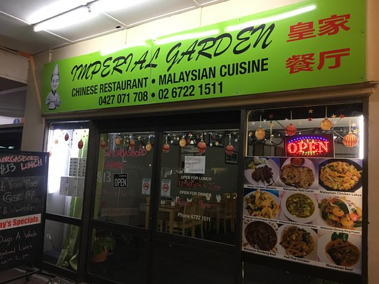 Imperial Garden Chinese Malaysian Cuisine - Sunshine Coast Tourism