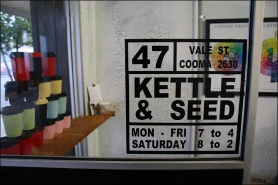 Kettle  Seed Cafe and Coffee Roaster - Sunshine Coast Tourism