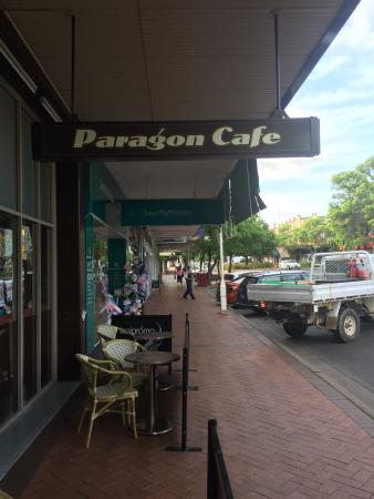 Paragon Cafe Parkes - Sunshine Coast Tourism
