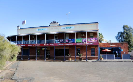 The Railway Hotel - Sunshine Coast Tourism