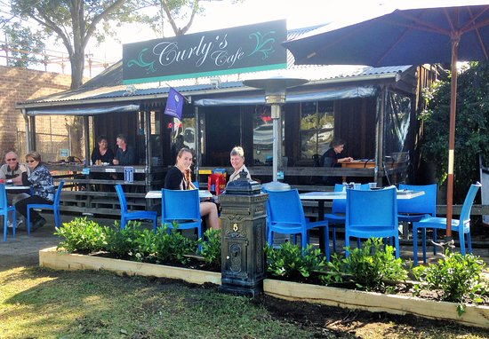 Curly's Cafe - Sunshine Coast Tourism