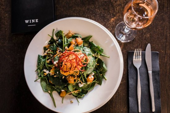 The Olive Restaurant - The Courty - Sunshine Coast Tourism