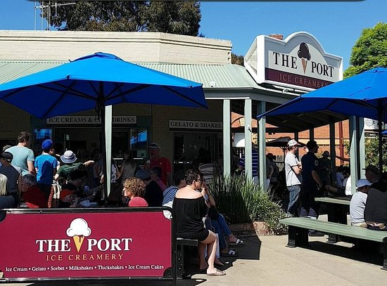 The Port Ice Creamery - Sunshine Coast Tourism