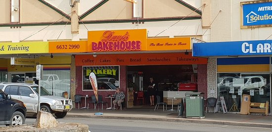 Dave's Bakehouse - Sunshine Coast Tourism