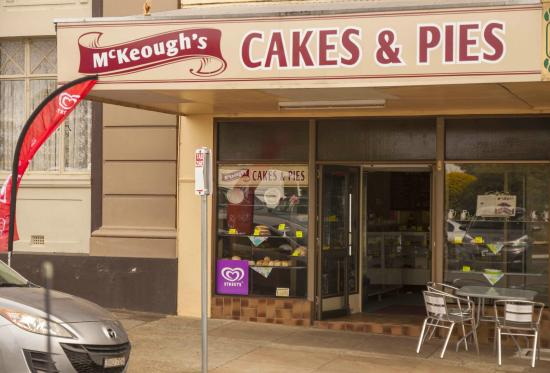 McKeoughs Cake Shop - Sunshine Coast Tourism