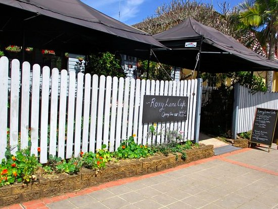 Roxy Lane Cafe - Sunshine Coast Tourism