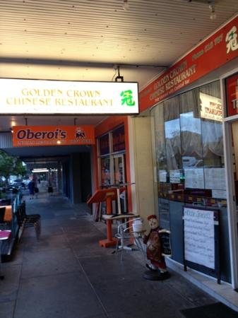 Golden Crown Chinese Restaurant - Sunshine Coast Tourism
