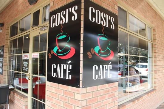 Cosis Cafe - Sunshine Coast Tourism