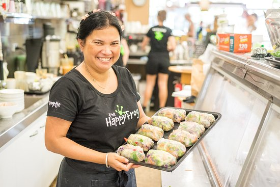 The Happy Frog - Sunshine Coast Tourism