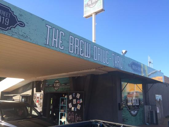 The Brew Drive Thru - Sunshine Coast Tourism