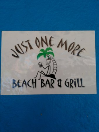 Just One More Beach Bar  Grill - Sunshine Coast Tourism