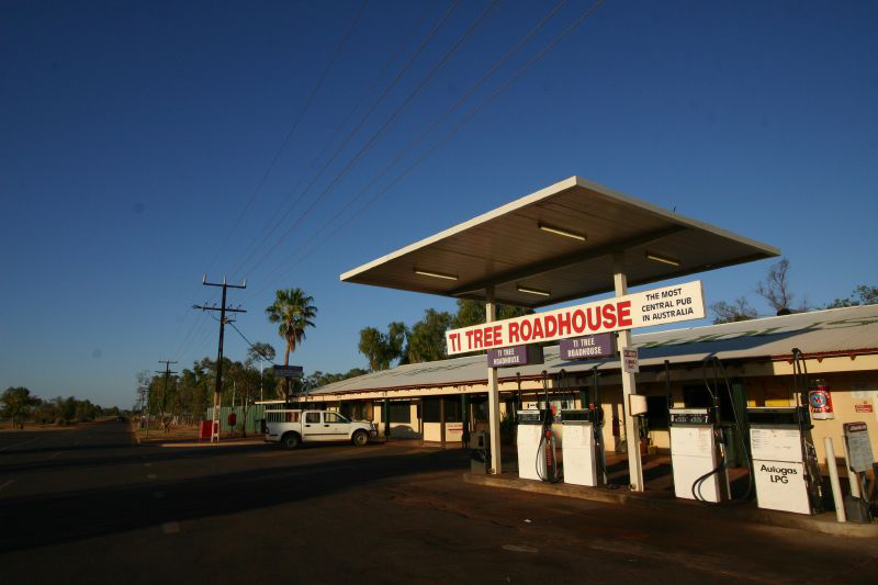 Ti Tree Roadhouse - Sunshine Coast Tourism