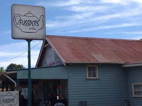 Fusspots at Ebor - Sunshine Coast Tourism