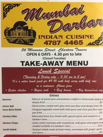 Heera Indian Cuisine - Sunshine Coast Tourism