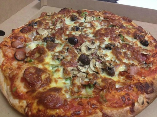 Eat-a-Pizza - Sunshine Coast Tourism