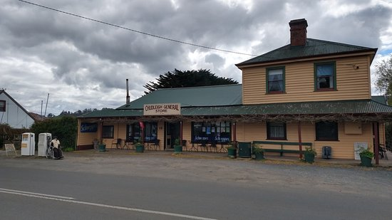 Chudleigh General Store and Cafe - Sunshine Coast Tourism