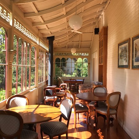 Glen Derwent Tea Room - Sunshine Coast Tourism