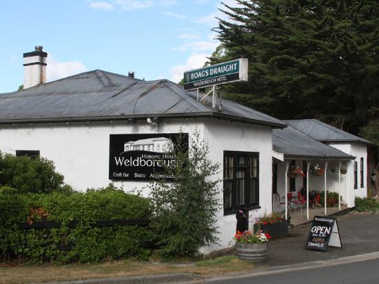 Weldborough Hotel Restaurant - Sunshine Coast Tourism