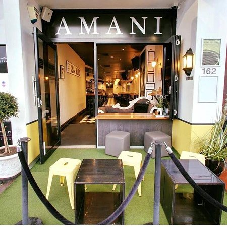 Amani Bar  Kitchen - Sunshine Coast Tourism