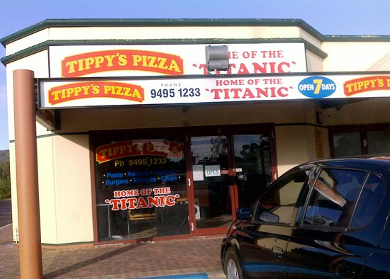 Tippy's Pizza - Sunshine Coast Tourism