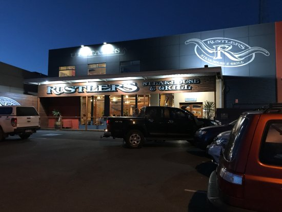 Rustlers Steakhouse and Grill - Sunshine Coast Tourism