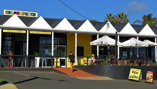 Colourpatch Fish  Chips and Cafe - Sunshine Coast Tourism