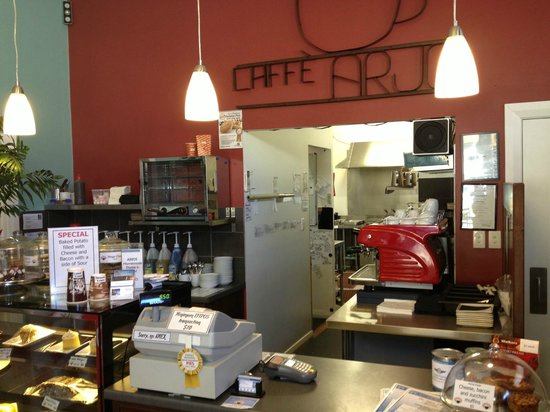 Caffe Arjo - Sunshine Coast Tourism
