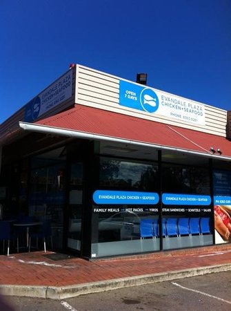 Evandale Chicken And Seafood - Sunshine Coast Tourism