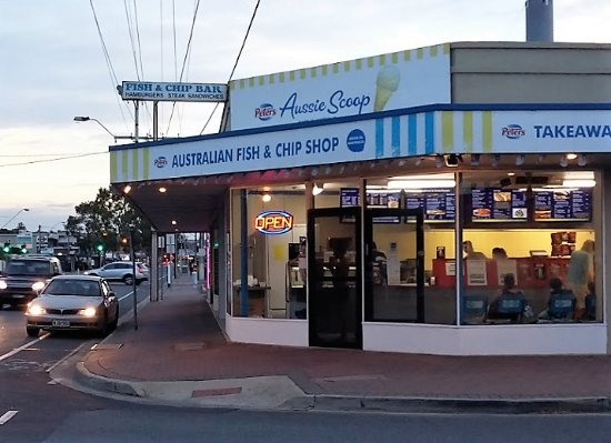Australian Fish  Chip Shop - Sunshine Coast Tourism