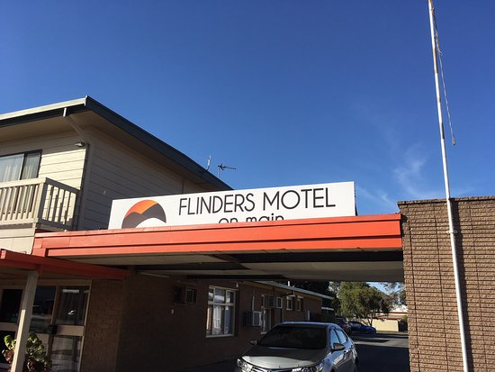 Flinders Motel On Main - Sunshine Coast Tourism