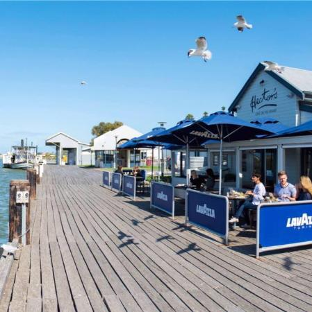 Hector's Cafe on the Wharf - Sunshine Coast Tourism