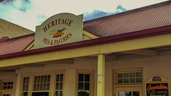 Heritage Pies  Pastries - Sunshine Coast Tourism