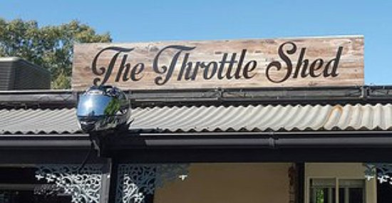 The Throttle Shed - Sunshine Coast Tourism