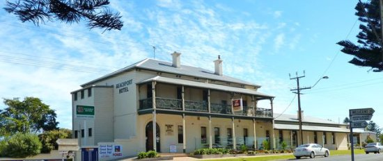 Beachport Hotel - Sunshine Coast Tourism