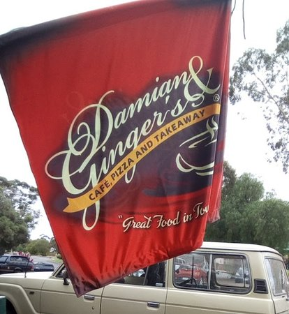 Damian and Ginger's Cafe Pizza and Takeaway - Sunshine Coast Tourism