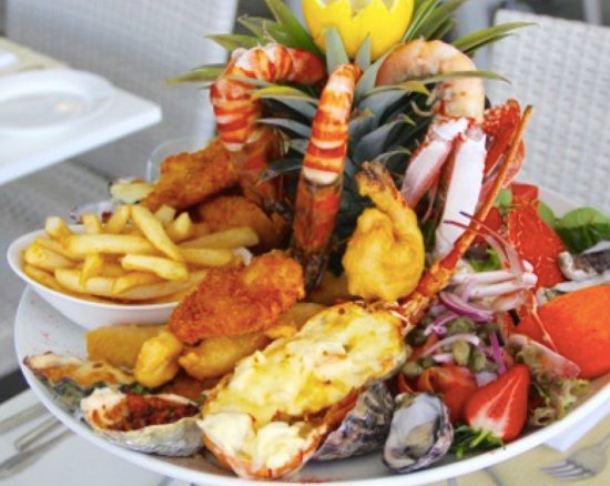 Aqua Front Restaurant - Sunshine Coast Tourism