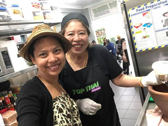 Top Thai Takeaway - Sunshine Coast Tourism