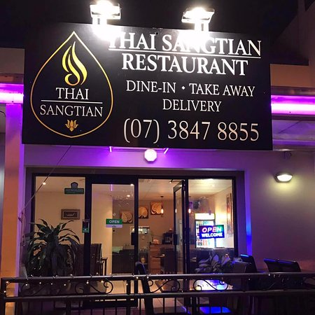 Thai Sangtian Restaurant - Sunshine Coast Tourism