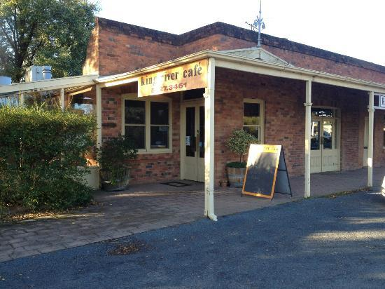 King River Cafe - Sunshine Coast Tourism