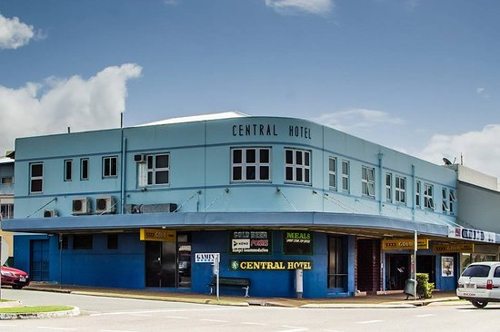 Central Hotel Bowen - Sunshine Coast Tourism