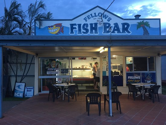 Fellows fish bar - Sunshine Coast Tourism