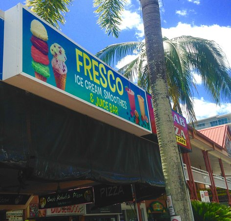 Fresco Ice Cream Smoothies  Juice Bar - Sunshine Coast Tourism