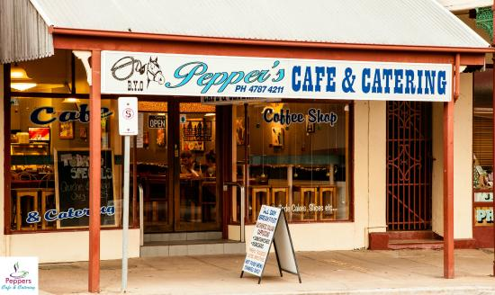 Peppers Cafe  Catering - Sunshine Coast Tourism