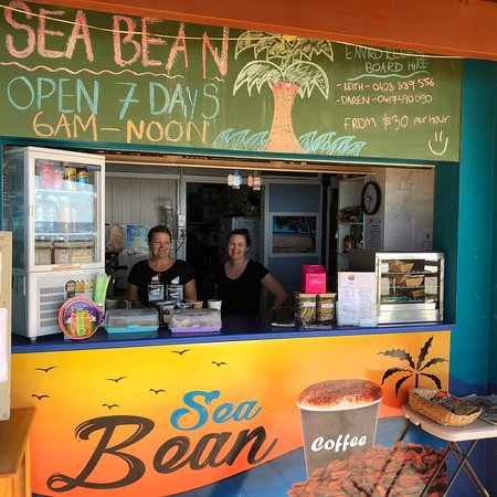 Sea Bean - Sunshine Coast Tourism