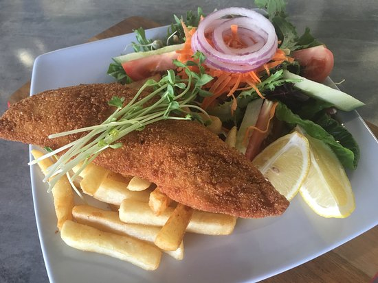 Cedar Park Fish and Chips - Sunshine Coast Tourism