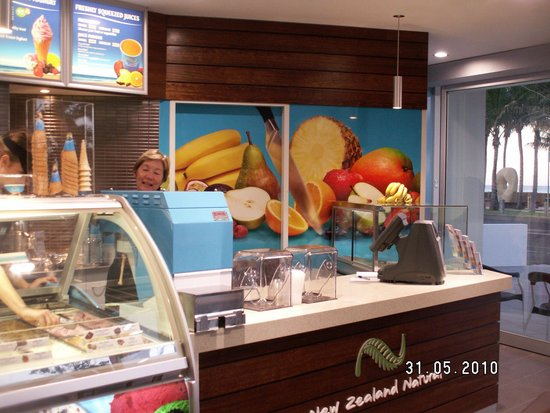 New Zealand Ice Creamery - Sunshine Coast Tourism