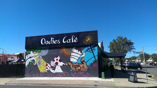 Oodies Cafe - Sunshine Coast Tourism